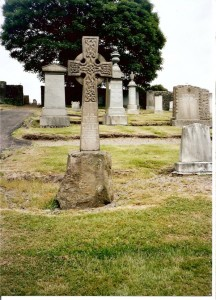 Mary Milliken Speirs Gravestone