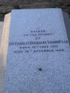 Sir Charles Farquar Shand (1812-1889)